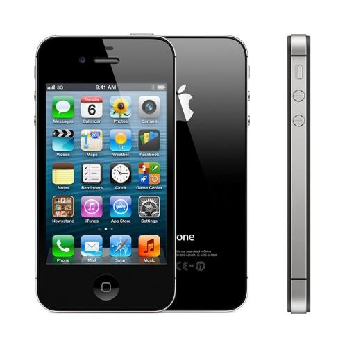 Вид спереди, сзади и сбоку iPhone 4s