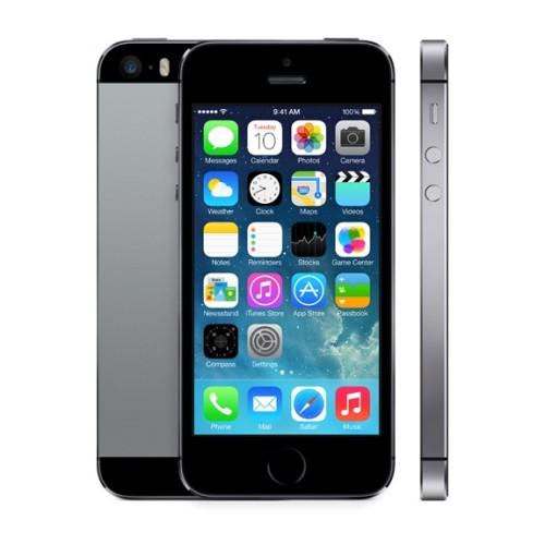 Вид спереди, сзади и сбоку iPhone 5S