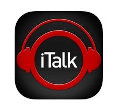 Эмблема диктофона iTalk