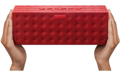Красная колонка Big Jambox