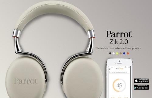 Parrot Zik 2.0 - наушники