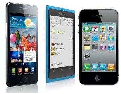Смартфоны и iPhone