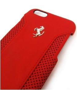 Накладка Ferrari f12 красного цвета для вашего iPhone