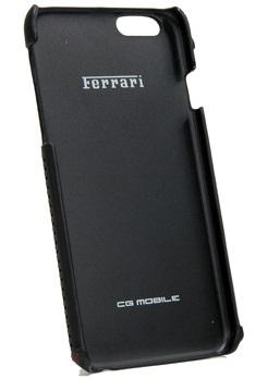 Вид внутри накладки Ferrari f12