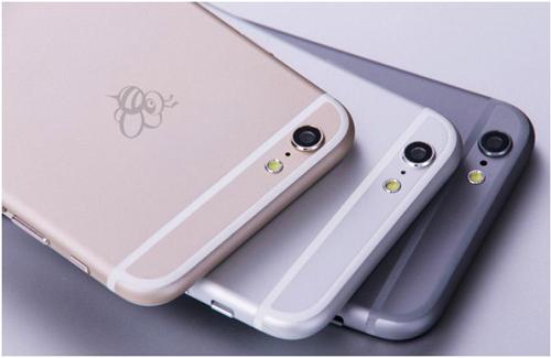 Визуальное сравнение GooPhone и iPhone