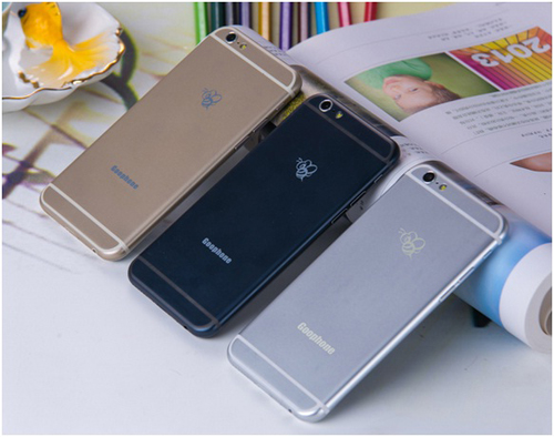 GooPhone и его цветовые решения