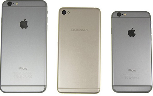 lenovo и iPhone - сравнение гаджетов