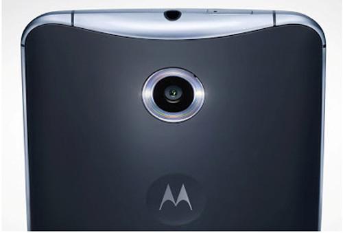 Nexus и его камера