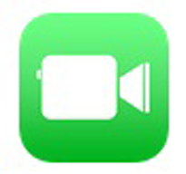 Логотип facetime
