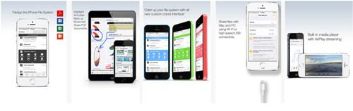 Приложение FilleApp в работе
