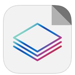 Приложение FileApp и его логотип