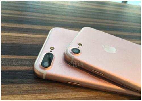 Вид камеры iPhone 7