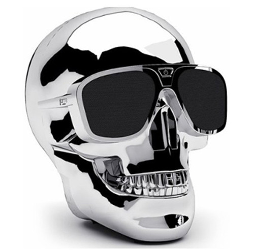 Колонка AeroSkull XS в виде черепа