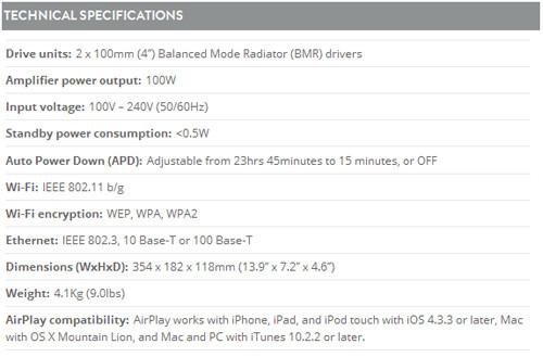 Колонки MinxAir 100 Speaker и их характеристики