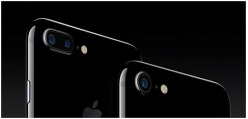 Камеры айфон 7 плюс и 7