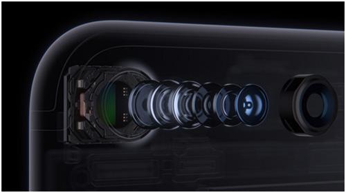 Линзы iPhone 7