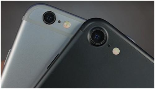 Сравнение камер айфон 6с и айфон 7