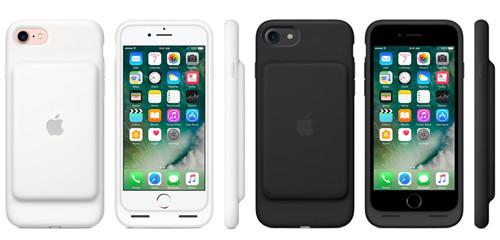 Чехлы для iPhone 7 SmartBattery