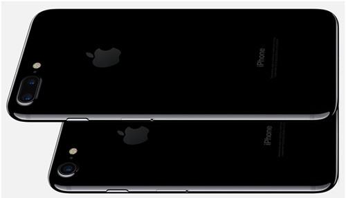 Айфон 7 черного цвета