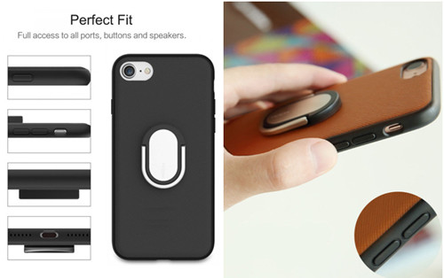 Держат в руке iPhone 7