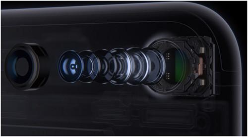 Шестилинзовая камера iPhone 7