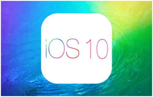 Эмблема ios 10