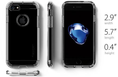 iPhone 7 в чехле ToughArmor
