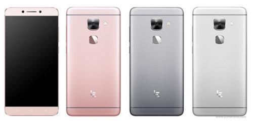 LeEcoLeMAX2 - розовый, серебристый и серый цвета