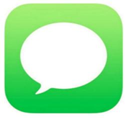 Лого iMessage