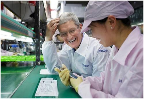 Рабочие Apple