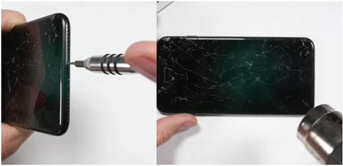 Разбор iPhone 7