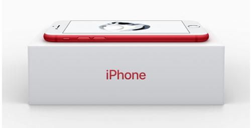 Коробка для нового iPhone 7